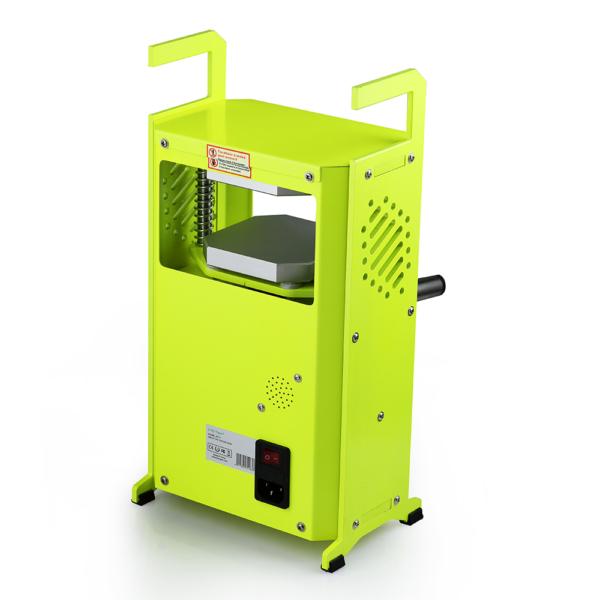 Live Rosin Heat Press - Yellow 4