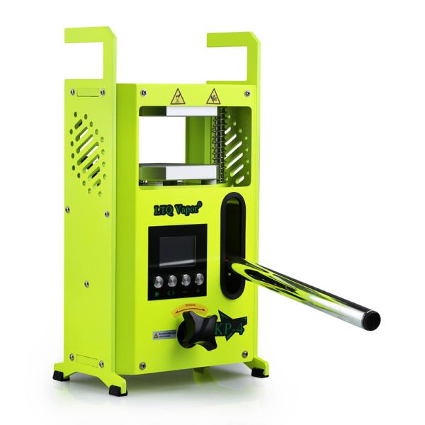 Live Rosin Heat Press - Yellow 3