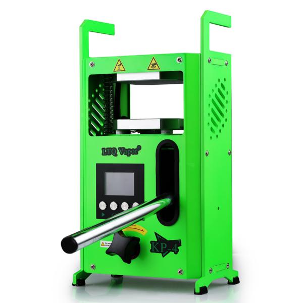Live Rosin Heat Press - Green 1