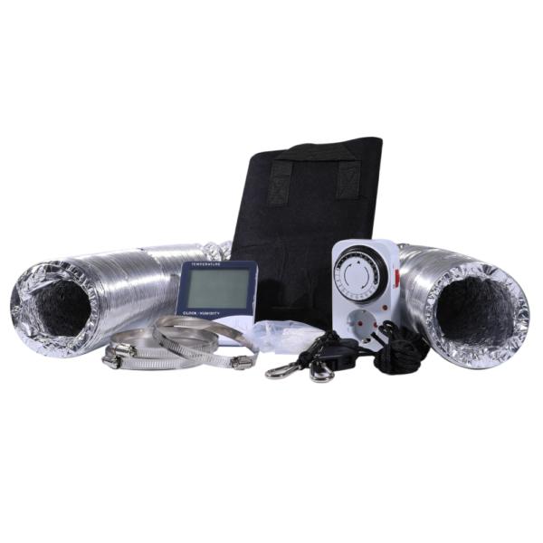 """Mars Hydro 4"""" Ventilation Fan Kit 4"""