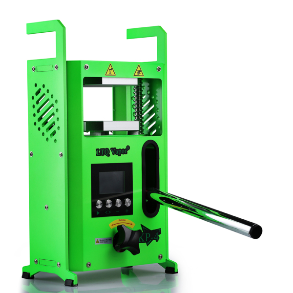 Live Rosin Heat Press - Green 2