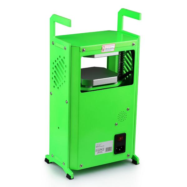 Live Rosin Heat Press - Green 3