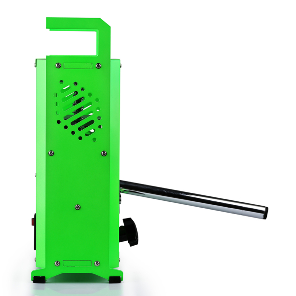 Live Rosin Heat Press - Green 4