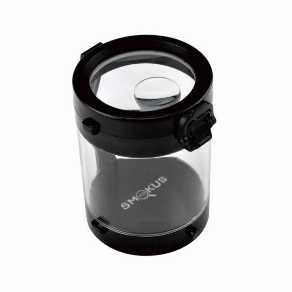 Eclipse Stash Jar - Black 1