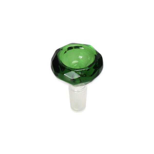 Diamond Bowl 2 - Green 2