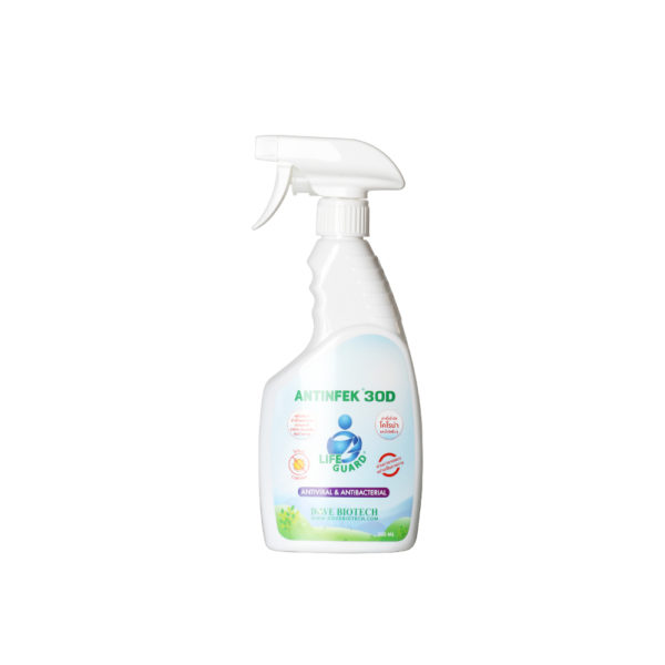 Antinfek 30D - 500ml - Anti-Virus Anti-Bacteria 1
