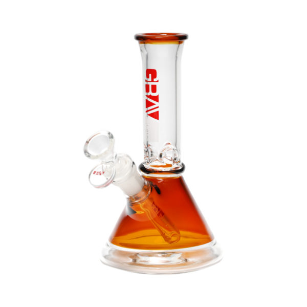 GRAV Mini Beaker - Red 1