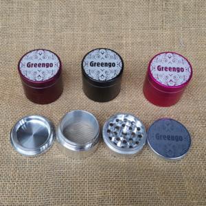 Greengo Aluminium Grinders - Large
