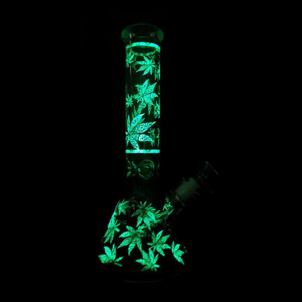 Glowing Leaves 4