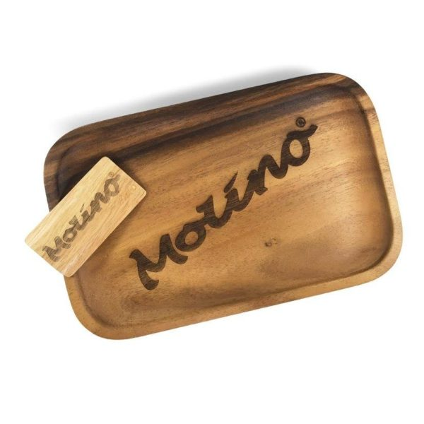 Molino Rolling Tray & Swipe Card 1