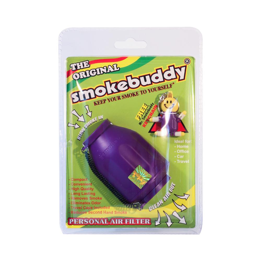 Smoke Buddy Purple
