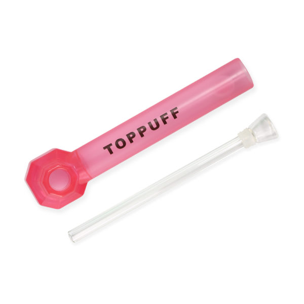 Top Puff - Pink 1