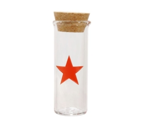 Stash Jar Red Revolution