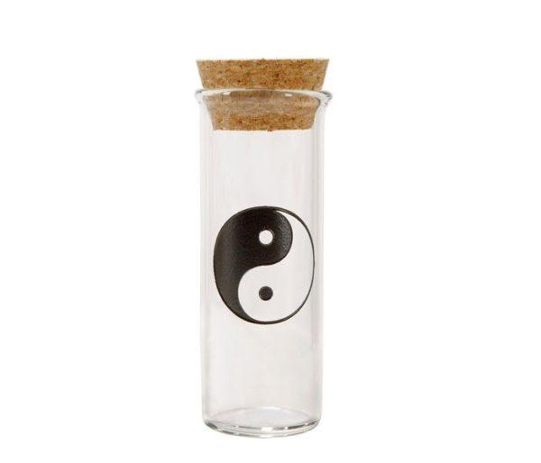Stash Jar Yin Yang