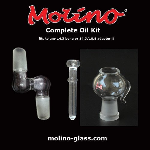 Oil Rig set by Molino
