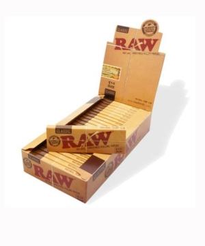 Raw classic 1 1/4 box