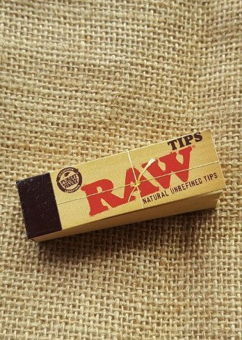 RAW Paper Filter Tips 1